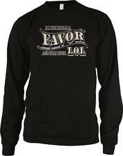 Do The World A Favor And Stop Using LOL Statement Meme Long Sleeve Thermal