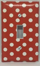 DISNEY MINNIE MOUSE LIGHT SWITCH & OUTLET COVER MINNIE MOUSE DISNEY GIRLS ROOM