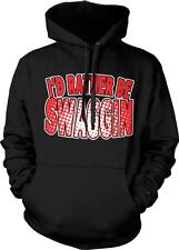 I'd Rather Be Swaggin Dope Hip Hop Rap Music Hustle Pimpin Hoodie Pullover