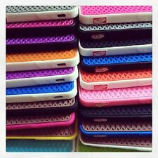 "APPLE IPHONE 5/S ""WAFFLE SOLE "" CASE COVER"