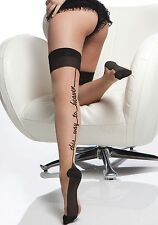Coquette 1791 Sheer Stocking 'This Way To Heaven'