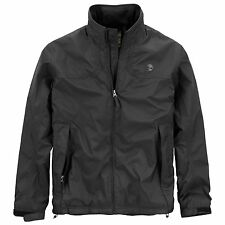 Timberland Men's Mt. Crescent Fleecelined Waterproof Black Jacket Style #6259J