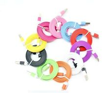 PAIR OF 3FT USB Charging Cable For Apple iPhone 5 / 6 / iPad Mini / Air