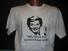 Leave it to Beaver June Cleaver t-shirt100% cotton