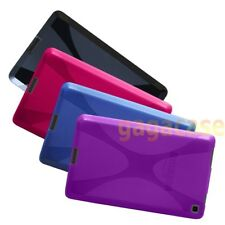 Amazon Kindle Fire HD 6 Inch New 2014 Model TPU Gel Protective Case Skin Cover