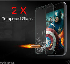 iPhone 6/S/Plus 5/5S/5C 4/4S Tempered Glass  Clear Guard Screen Protector
