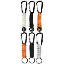 Ultimate Survival Survival Key Chain - Easy To Unravel & Use For Emergencies