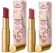 Too Faced LA CRÈME COLOR DRENCHED LIP CREAM~Choose Your Shade! DELIGHTFUL BEAUTY