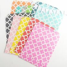 50 Mod Pattern Paper Lolly Candy Buffet Bags Birthday Wedding Party Favour