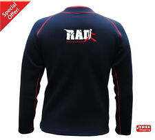 Heavy Duty RAD™ Sweat Shirt Sauna Exercise Gym Suit Fitness Weight Loss Top Men