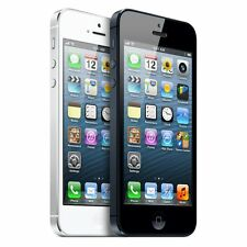 Apple iPhone 5 16GB Black / White GSM Unlocked IOS Smartphone