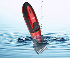 Waterproof Rechargeable Electric Man Baby Hair Clipper Razor Shaver