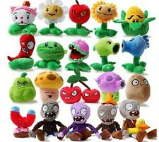 Plants vs Zombies 2 PVZ Figures Plush Baby Stuffed Soft Doll Children Kids Gifts