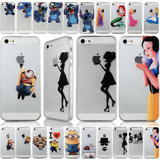 NEW Cute Fashion Cartoon Funny PC hard  back Case Cover Skin For iPhone
