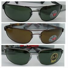 AUTHENTIC NEW RAY-BAN RB 3445 SUNGLASSES 61MM