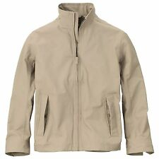 Timberland Men's Waterproof Stratham Bomber Tan Jacket Style #4764J