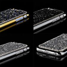 Luxury Shockproof Rugged Crystal Diamond Bling Case Cover For iPhone 6 Plus 5 5S