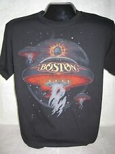Boston T-Shirt Tee Rock Music Band Tom Scholz Spaceship Apparel New 120