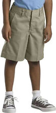 NEW Dickies Shorts Boy's Flat Front Twill Shorts Classic Fit 54362