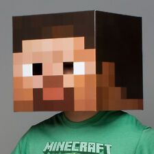 MINECRAFT CARDBOARD / BOX HEAD/OFFICIAL MERCHANDISE. UK SELLER