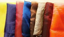 "100 Yards Organza Fabric Roll 60"" Wide High Quality Sheer Draping Crafts Wedding"