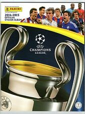 Panini UEFA Champions League 2014/2015 Stickers 01-60 Complete your collection
