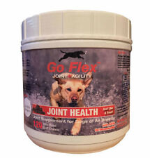 Go Flex Joint Supplement for Dogs - Compare to Dasuquin Cosequin Glyco-Flex