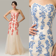 HOT SALE 1 Formal Long Evening Ball Gown Pageant Party Prom Bridesmaid Dresses
