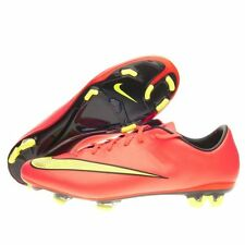 New Mens Nike Mercurial Veloce II FG Soccer Cleats Hyper Punch Volt 651618-690