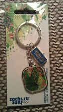 Sochi 2014 Olympic Games Collectible Keychain