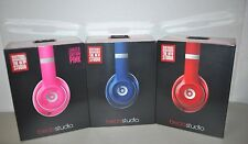 Beats Studio 2.0 By Dr. Dre wired Headphones Over-Ear RemoteTalk Rechargeable