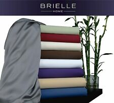 Brielle 100% Bamboo Sheet Set NEW