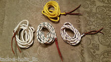 6 FOOT HIGH QUALITY YACHT ROPE LUNGE WHIP REPLACEMENT ROPE