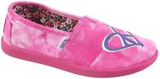 New! Girls' Skechers Bobs World 11 Slip-On Shoes-Style 85007L-Hot Pink ( F26)