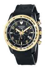 Swiss Eagle Mens 'Landmaster' 3 Sub-Dial Brand New Swiss Chronograph/Date Watch