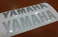 """x2 YAMAHA Decals Stickers Vinyl motorcycle yz yzf fzr r1 r6 size 8"""",10"""",12"""""""