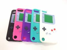 Retro Game Boy Gameboy Silicone Soft Rubber Gel Case Cover For Apple iTouch 5