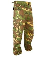"""DPM Army Combat Military Trousers Police Security Tactical 30""""-40"""""""