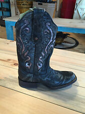 woman corral boots