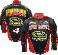 2014 NASCAR SPRINT CUP CHAMP JACKET KEVIN HARVICK #4 BUDWEISER CHASE NEW M-2XL