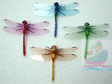 4/8/20/40PCS Mixed DRAGONFLY Fridge Refrigerator Magnet object adornment BXT04