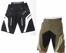 Altura Apex Baggy MTB Mountain Bike / Cycling Shorts With Removable Padded Liner