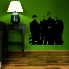 COLDPLAY BAND Vinyl wall sticker huge removable vinyl uk art decal nic33