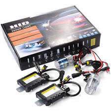 Xenon HID conversion Kit 55W H1 H3 H4 H7 H8/9/11 H13 HB3 HB4 9004 9007 Headlight