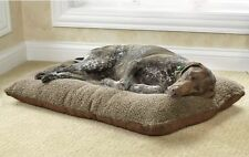 Cozy Pet Dog Puppy Cat Mat Bed Bedding Soft Warm Coffee Washable Small Large