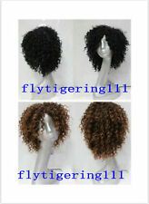 Afro kinky curl wig for Aferica black women Super Charming short