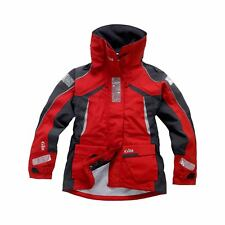 Gill OS1 Sailing Womens Jacket 2015 - Red/Graphite