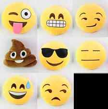 Mobile Cell Phone SMS Message Facial Icon Emoji Emoticon Soft Pad Cushion Pillow