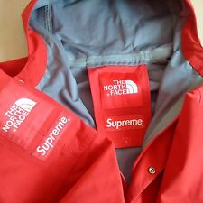 Authentic Supreme x North Face SS10 Expedition Red/Blue Large PCL CDG RARE