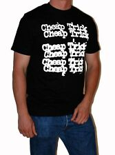 "Cheap Trick ""6X Logo"" T-Shirt - FREE SHIPPING"